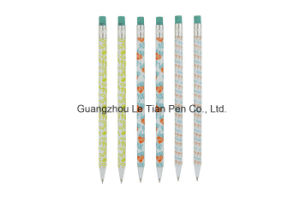 Print Pattern Ballpoint Pen Full Logo Pen Supply Lt-L446 pictures & photos