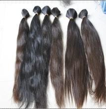 Hot Sales 100% Remy Human Hair Bulk Factory Wholesale