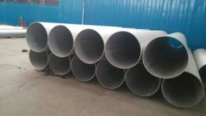 Big Size Stainless Steel Pipe pictures & photos