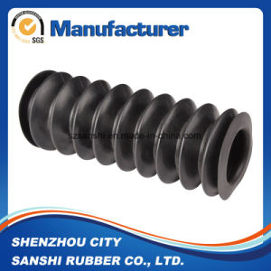 Corrugated Flexible Rubber Protection Bushing pictures & photos