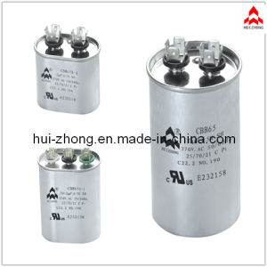 Cbb65 AC Single and Dual Capacitor RoHS pictures & photos
