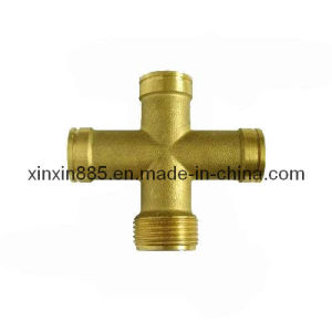Brass Cross Fitting pictures & photos