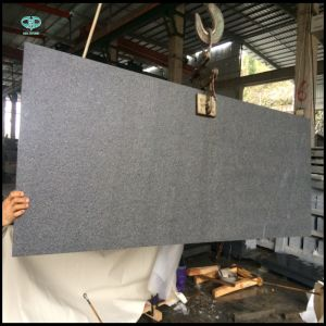 Hot Selling G654 Flamed Grey Granite Slab for Paving Wholesales pictures & photos