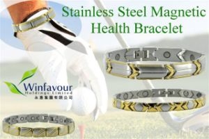 Stainless Steel Magnetic Bracelet (PL-Series)