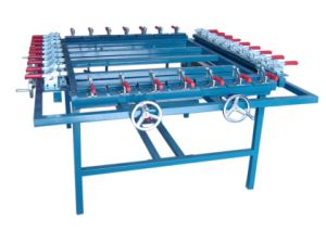 Manual Screen Stretching Machine