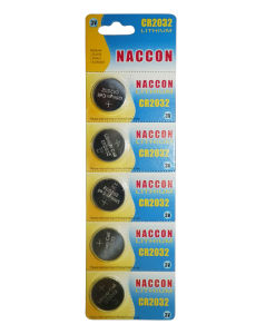 Cr2032 3V Lithium Button Cell Battery pictures & photos