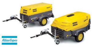 Atlas Copco Diesel Portable Screw Compressor pictures & photos