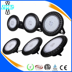 100W 150W 200W UFO LED High Bay Light with Dali Dimmer Controller pictures & photos