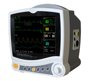 High Quality Portable Patient Monitor Pdj-3000d pictures & photos