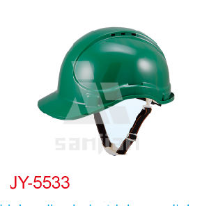 Jy-5533 Blue V Gard Safety Helmet Sport pictures & photos