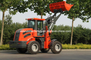 Everun Brand CE Approved Articulated 2.0 Ton Compact Loader pictures & photos