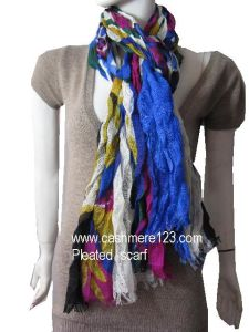 Wool Fashion Printed Shawl (IMG0577) pictures & photos