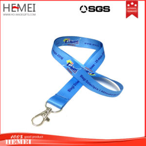 Custom Cheap Woven Lanyards Ribbon Fabric pictures & photos
