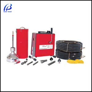 Capacity Dia20-150mm 250W Electric Drain Cleaner (H-150)