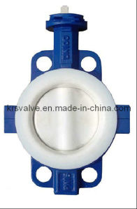 Corrosion Proof Type Butterfly Valve