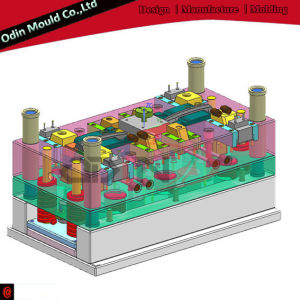 Gas Assisted Injection Mold and Molding pictures & photos