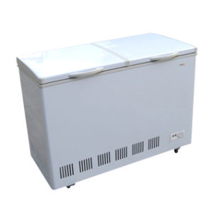 433L Solar Power DC Compressor Refrigerator pictures & photos