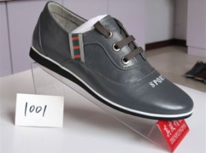 Leather Shoes (1001-2)