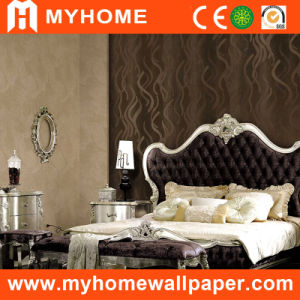 2016 Latest and Modern PVC Vinyl Wall Paper for Hotel Project pictures & photos