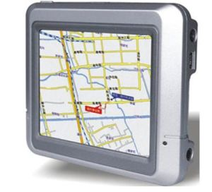 "3.5"" GPS (Preloaded I-Go Map for Worldwide for free)"