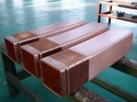 Square Copper Mould Tube, Square Shape Copper Mould Tube pictures & photos