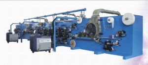Sanitary Napkin Production Line -Manual Type (SC-WSJ400)