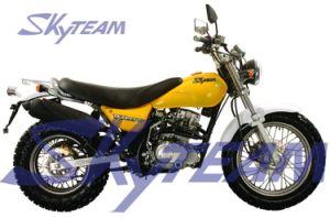 "Skyteam V-Raptor 250cc 4 Stroke Street Motorcycle (EEC Euro III EURO3 Approval 120/80-18"" / 180/80-14"")"