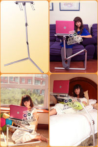 Flexible Laptop Stand