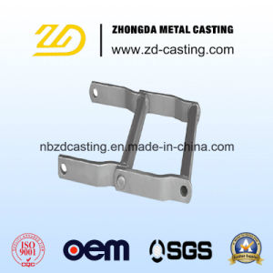 OEM Spare Parts for Agricultural Machinery Investment Casting pictures & photos