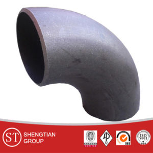 Blasted Carbon Steel Seamless 90 Degree Elbow pictures & photos