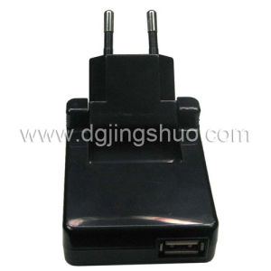 AC Charger with Europe Style (JS-ACN012)