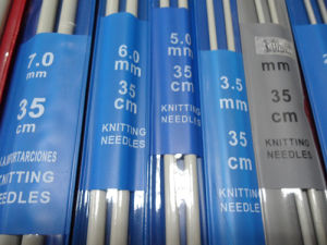 Good Quality and Best Price Aluminum Knitting Needle (XDKN-001) pictures & photos