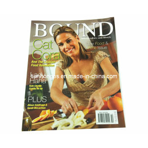 Cheap Magazine Book Printing Service (OEM-MG001) pictures & photos