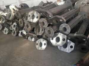 Iron Pipe Fitting/Cast Iron Pipe/Ductile Iron Pipe pictures & photos