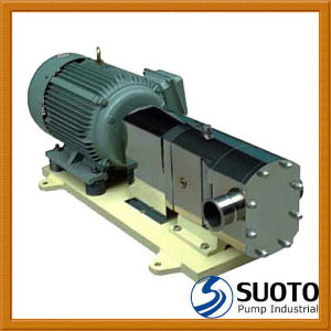 Stainless Steel Rotary Lobe Pump pictures & photos