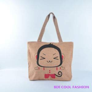 2014 New Design Hot Selling Canvas Bag (B14823)