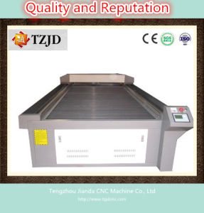 Laser Cutting Bed for Advertising Marble MDF ABS Acrylic pictures & photos