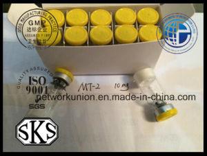 Polypeptide Hormones CAS 121062-08-6 Melanotan 2 (MT-2) pictures & photos