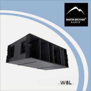 Line Array Loudpeaker (W8L)