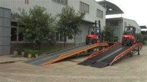 Loading Ramp Mobile Loading Ramp-Loading Ramp-CE pictures & photos