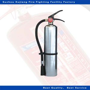 6kg Stainless Dry Powder Fire Extinguisher