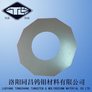99.95% Tungsten Disk/Tungsten Ring pictures & photos