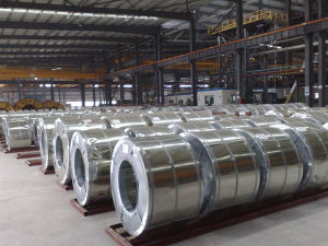 Cold Rolled Steel Coil Q235, Ss400, S235jr/O pictures & photos