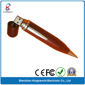 Wood Pen USB Flash Memory for Promotion Gift pictures & photos