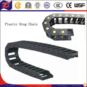 CNC Machine Flexible Roller Plastic Cable Drag Chain pictures & photos