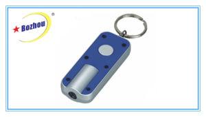 Flat Keychain LED Flashlight Wholesale pictures & photos