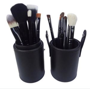 Good Quality Beauty Tool Makeup Cosmetic Brush Set with Cup Holder pictures & photos