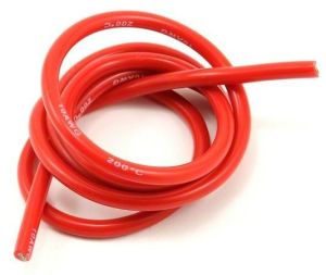 Silicone Rubber Cable with 10 AWG pictures & photos