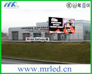 Mrled P10mm Outdoor LED Display/LED Board (DIP 5454, LED Display) pictures & photos