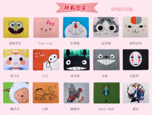 21*26*0.3cm Rubber Mouse Pad with Many Designs